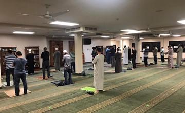 """المؤسسات الدينية تفتح أبوابها في كيبك : """"الفرحة غمرتنا وندعو..."""