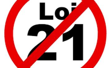 القانون 21 في ذكراه الثانية : المحجبات في موقع المُسْتَهْدَف...